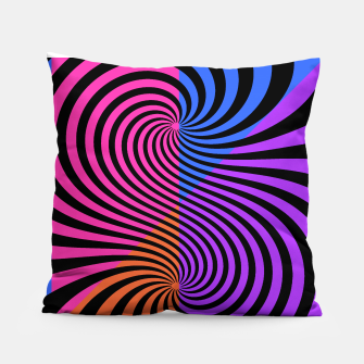 Thumbnail image of FASHIONISTA STRIPES 10 Pillow, Live Heroes