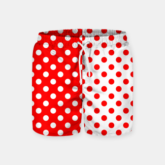 Thumbnail image of POLKA DOTS FASHIONISTA Swim Shorts, Live Heroes