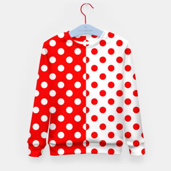Thumbnail image of POLKA DOTS FASHIONISTA Kid's sweater, Live Heroes