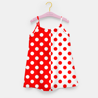Miniatur POLKA DOTS FASHIONISTA Girl's dress, Live Heroes
