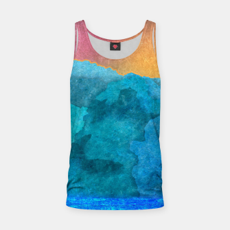 Thumbnail image of One glacier Tank Top, Live Heroes