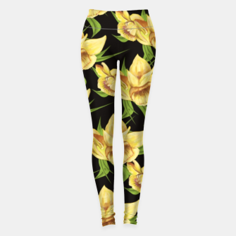 Thumbnail image of Narcissus Sweetness  Leggings, Live Heroes