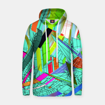Miniatur abstract Sudadera con capucha, Live Heroes