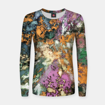 Thumbnail image of Misdirection Women sweater, Live Heroes
