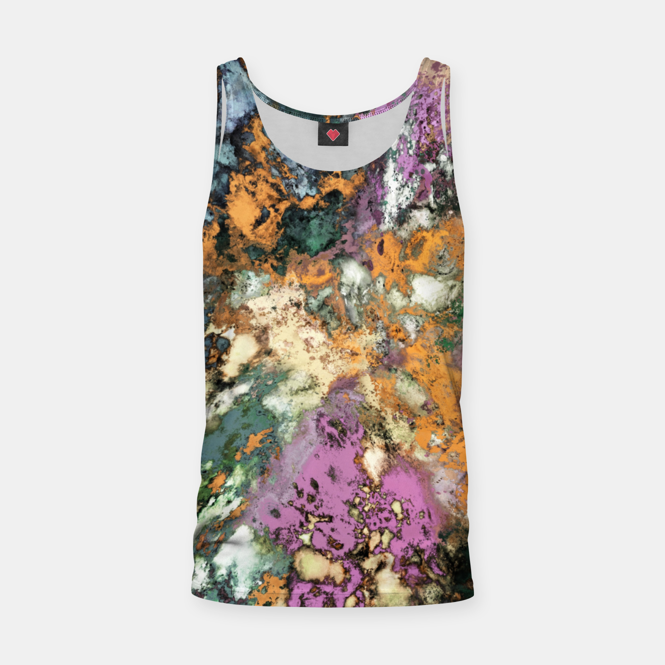 Image of Misdirection Tank Top - Live Heroes