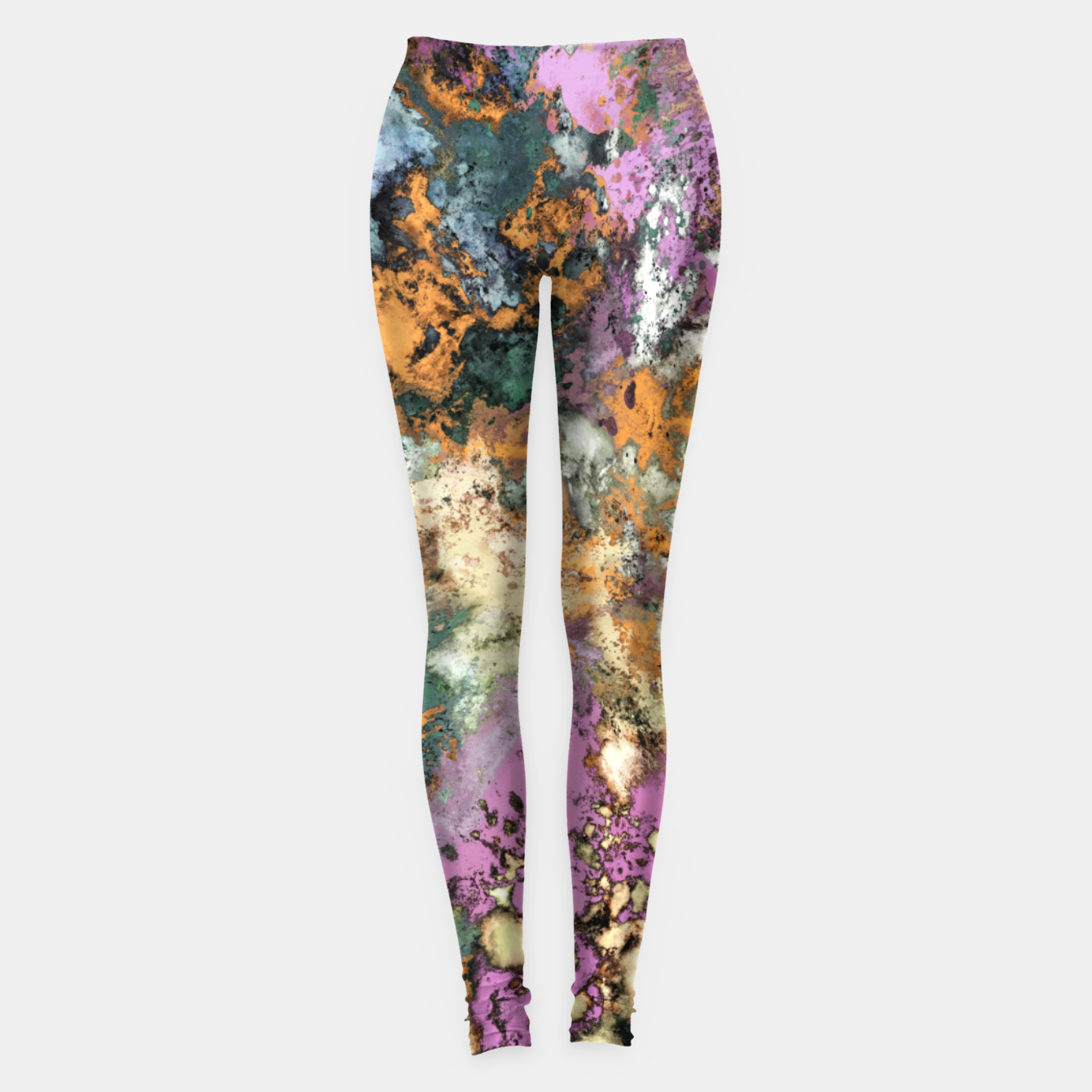 Image of Misdirection Leggings - Live Heroes