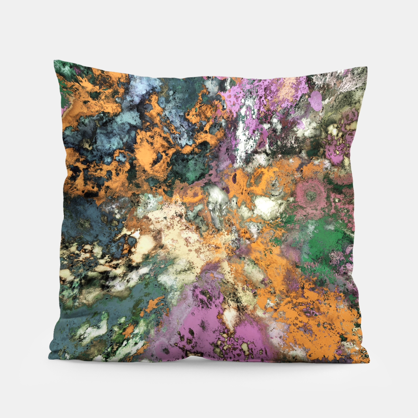 Image of Misdirection Pillow - Live Heroes