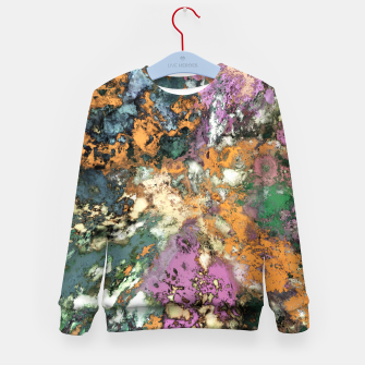 Thumbnail image of Misdirection Kid's sweater, Live Heroes
