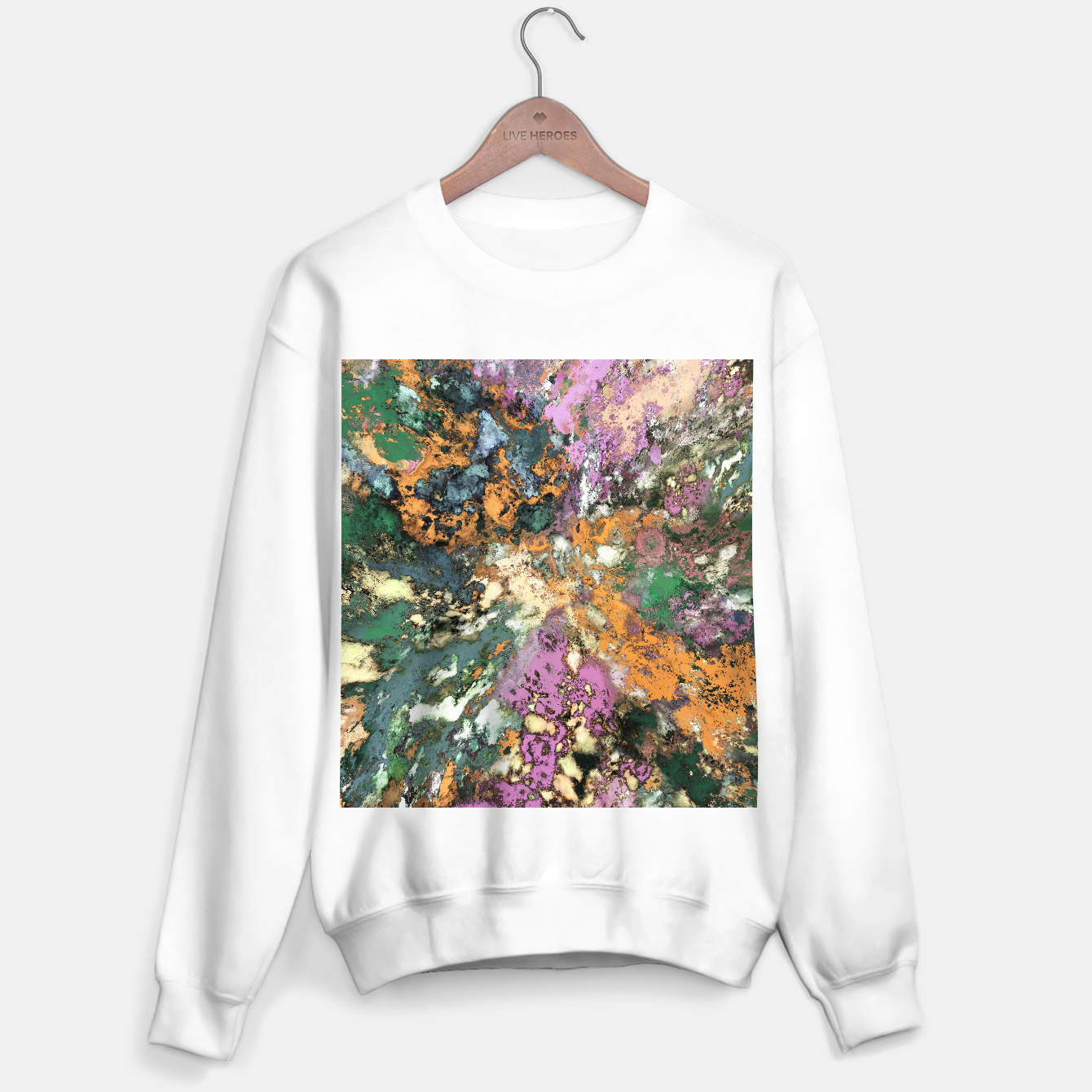 Image of Misdirection Sweater regular - Live Heroes