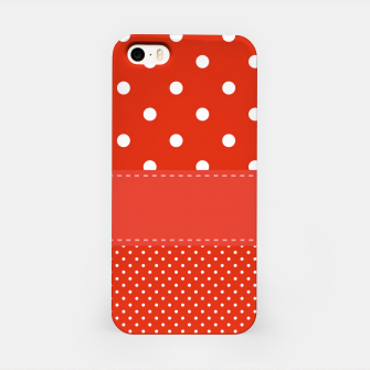 Thumbnail image of POLKA DOTS TWO TIMES iPhone Case, Live Heroes