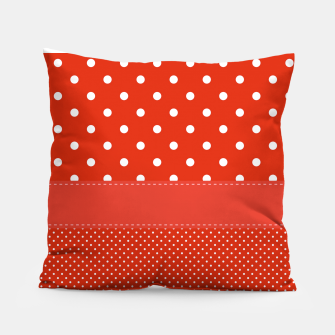 Thumbnail image of POLKA DOTS TWO TIMES Pillow, Live Heroes