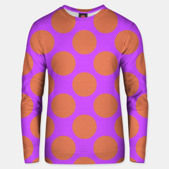 Thumbnail image of POLKA DOTS TWO TIMES 7 Unisex sweater, Live Heroes