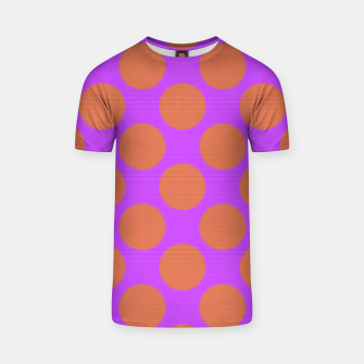 Thumbnail image of POLKA DOTS TWO TIMES 7 T-shirt, Live Heroes