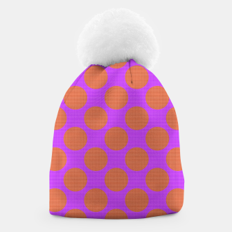 Thumbnail image of POLKA DOTS TWO TIMES 7 Beanie, Live Heroes