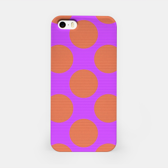 Thumbnail image of POLKA DOTS TWO TIMES 7 iPhone Case, Live Heroes