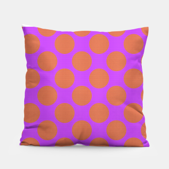 Thumbnail image of POLKA DOTS TWO TIMES 7 Pillow, Live Heroes