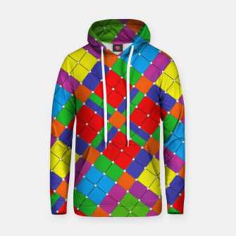 Thumbnail image of SQUARED UP Hoodie, Live Heroes