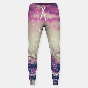 Thumbnail image of rising sun Sweatpants, Live Heroes