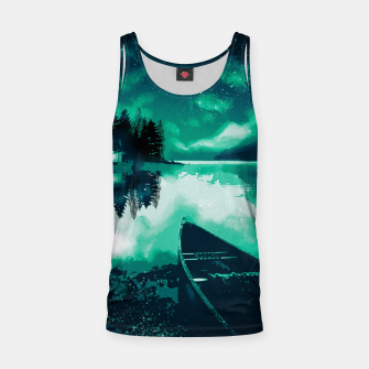 Thumbnail image of stars and snowflakes Tank Top, Live Heroes