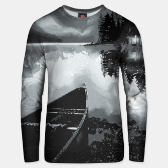 Thumbnail image of river by starlight Unisex sweater, Live Heroes