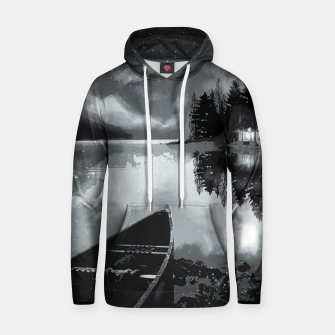 Thumbnail image of river by starlight Hoodie, Live Heroes