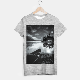 Thumbnail image of river by starlight T-shirt regular, Live Heroes