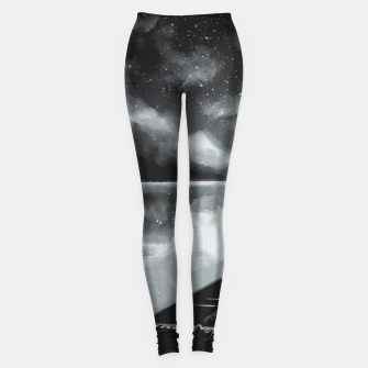 Thumbnail image of river by starlight Leggings, Live Heroes