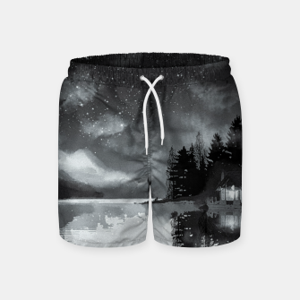 Thumbnail image of river by starlight Swim Shorts, Live Heroes