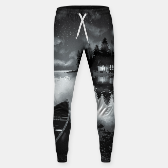 Thumbnail image of river by starlight Sweatpants, Live Heroes