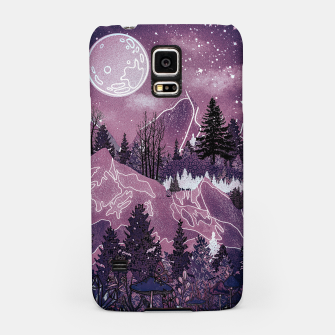 Thumbnail image of Purple Meadow Samsung Case, Live Heroes