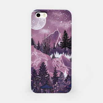 Thumbnail image of Purple Meadow iPhone Case, Live Heroes