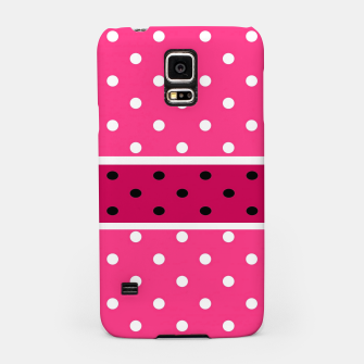 Thumbnail image of POLKA DOTS TWO TIMES 2 Samsung Case, Live Heroes