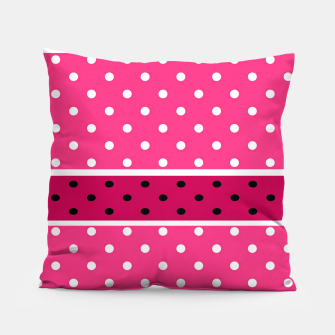 Thumbnail image of POLKA DOTS TWO TIMES 2 Pillow, Live Heroes