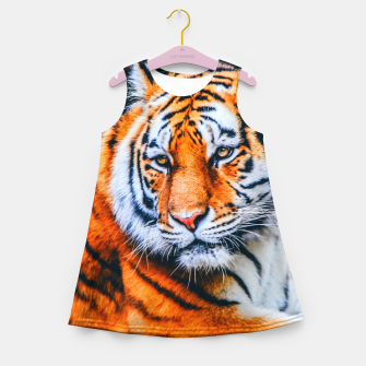 Thumbnail image of TIGER 2 Girl's summer dress, Live Heroes