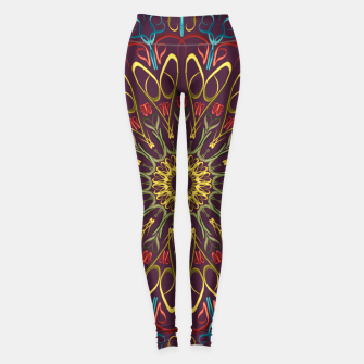 Thumbnail image of Thao (Flama) Leggings, Live Heroes