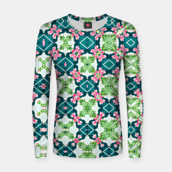 Thumbnail image of The Royal Gardens  Women sweater, Live Heroes