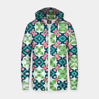 Thumbnail image of The Royal Gardens  Zip up hoodie, Live Heroes