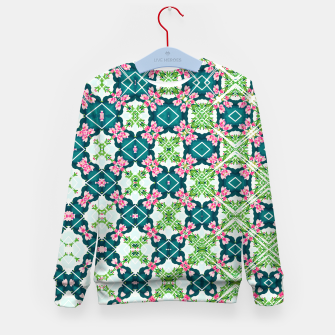 Thumbnail image of The Royal Gardens  Kid's sweater, Live Heroes