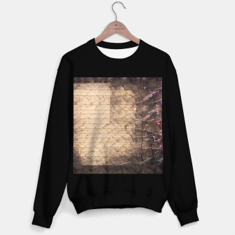 abstract 4 Sweater regular obraz miniatury