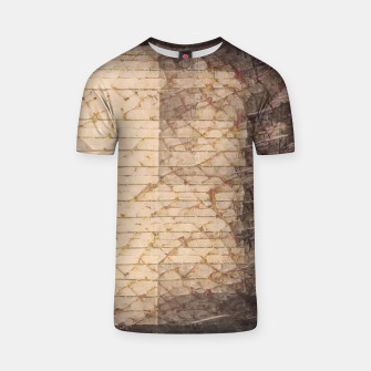 abstract 4 T-shirt obraz miniatury