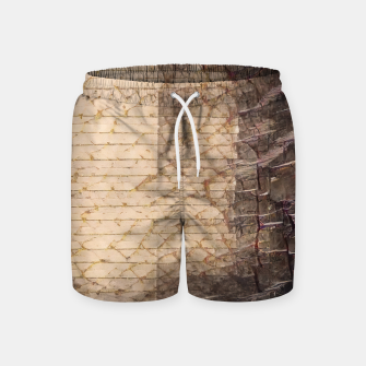 Thumbnail image of abstract 4 Swim Shorts, Live Heroes