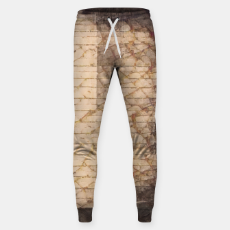 abstract 4 Sweatpants obraz miniatury