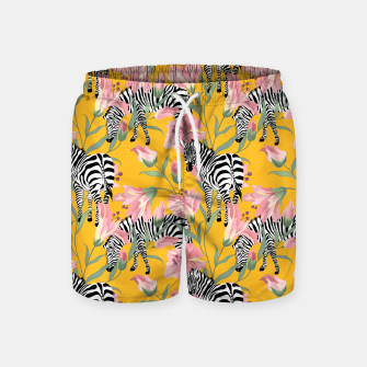 Miniaturka Striped For Life Swim Shorts, Live Heroes