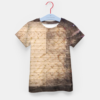 abstract 4 Kid's t-shirt obraz miniatury