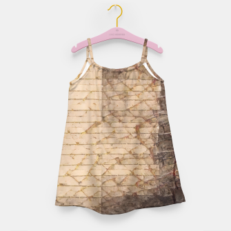 abstract 4 Girl's dress obraz miniatury