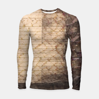 Thumbnail image of abstract 4 Longsleeve rashguard , Live Heroes
