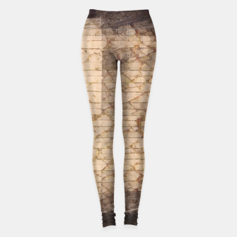 Thumbnail image of abstract 4 Leggings, Live Heroes