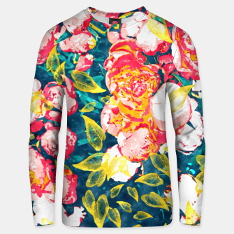 Imagen en miniatura de Nature Smiles in Flowers  Unisex sweater, Live Heroes