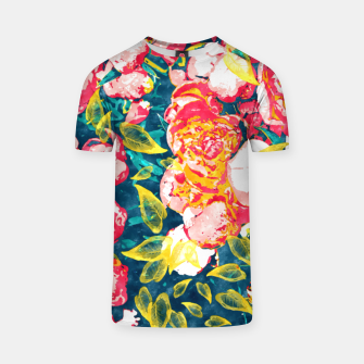 Imagen en miniatura de Nature Smiles in Flowers  T-shirt, Live Heroes