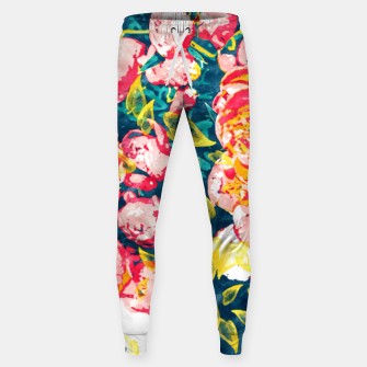 Imagen en miniatura de Nature Smiles in Flowers  Sweatpants, Live Heroes